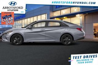 New 2022 Hyundai Elantra Preferred  - $141 B/W for sale in Abbotsford, BC