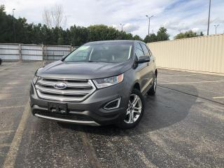 Used 2017 Ford Edge Titanium AWD for sale in Cayuga, ON