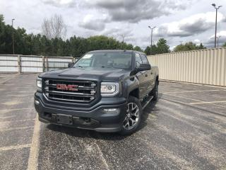 Used 2018 GMC Sierra 1500 SLT Crew Cab 4WD for sale in Cayuga, ON