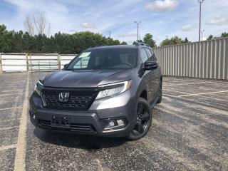 Used 2019 Honda Passport Touring AWD for sale in Cayuga, ON