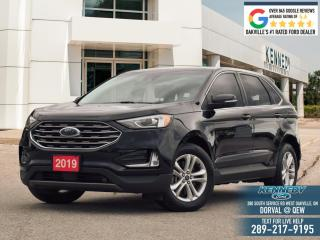 Used 2019 Ford Edge SEL for sale in Oakville, ON