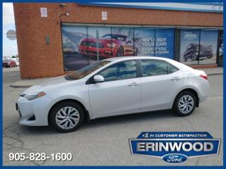 Used 2018 Toyota Corolla CE for sale in Mississauga, ON