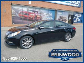 Used 2012 Hyundai Sonata Limited w/Navi for sale in Mississauga, ON
