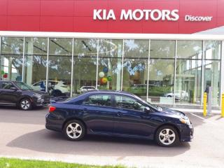 Used 2012 Toyota Corolla S for sale in Charlottetown, PE