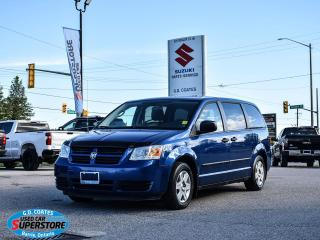 Used 2010 Dodge Grand Caravan SE ~Power Windows + Locks ~A/C ~Rear Stow 'N Go for sale in Barrie, ON