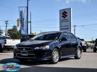 Used 2014 Mitsubishi Lancer SE AWD for sale in Barrie, ON