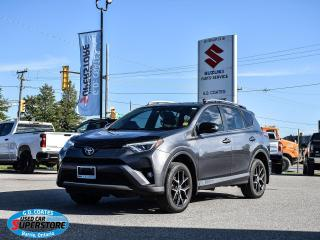 Used 2018 Toyota RAV4 SE AWD for sale in Barrie, ON