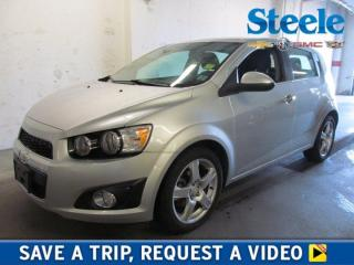 Used 2014 Chevrolet Sonic LT for sale in Dartmouth, NS