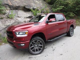 Used 2019 RAM 1500 SPORT for sale in Halifax, NS