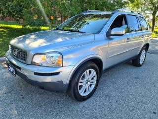 Used 2012 Volvo XC90 AWD 4dr for sale in Mississauga, ON