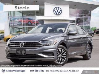 New 2021 Volkswagen Jetta HIGHLINE for sale in Dartmouth, NS