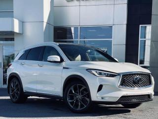 Used 2019 Infiniti QX50 LUXE for sale in Kingston, ON