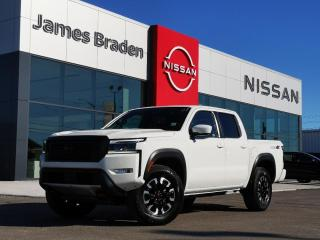 New 2022 Nissan Frontier Pro-4X for sale in Kingston, ON