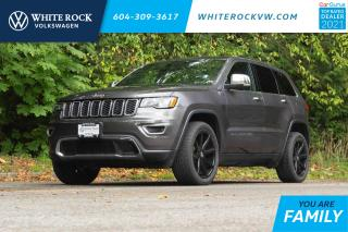 Used 2017 Jeep Grand Cherokee Limited * HEMI ** SUNROOF ** LEATHER ** NAVIGATION * for sale in Surrey, BC
