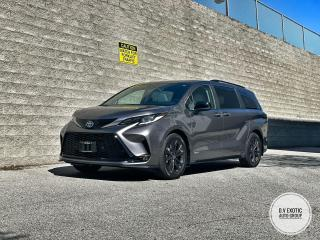 Used 2021 Toyota Sienna LE for sale in Vancouver, BC