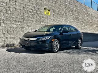 Used 2018 Honda Civic SEDAN LX for sale in Vancouver, BC