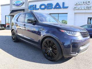 Used 2019 Land Rover Discovery HSE LUXURY Td6 for sale in Ottawa, ON