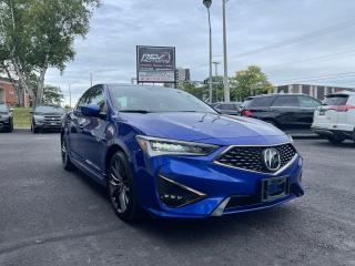 Used 2019 Acura ILX Premium A-SPEC  | 1 Owner | Heated Seats | Sunroof for sale in Ottawa, ON