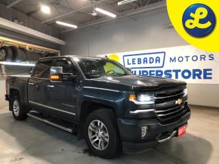 Used 2017 Chevrolet Silverado 1500 LTZ Z71 Off Road 6.2L V8 4X4 * Navigation * Remote Start * Heated & Cooled Leather Seats * Remote Start * 6-Speed Automatic * Back Up Camera *  Heated for sale in Cambridge, ON