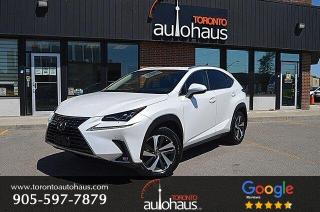 Used 2018 Lexus NX 300 EXECUTIVE Package I NO ACCIDENTS I HUD I BSM I LDW for sale in Concord, ON