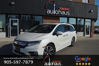 Used 2018 Honda Odyssey Touring I DVD I NAVI I LEATHER I SUNROOF for sale in Concord, ON