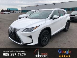Used 2019 Lexus RX 350 NAVI I LEATHER I SUNROOF I BSM I LDW for sale in Concord, ON