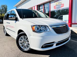 Used 2013 Chrysler Town & Country Limited for sale in Regina, SK