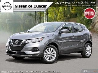 New 2021 Nissan Qashqai S for sale in Duncan, BC