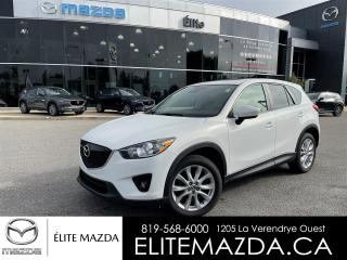 Used 2015 Mazda CX-5 Grand Touring AWD for sale in Gatineau, QC