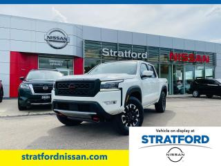 New 2022 Nissan Frontier C/C PRO-4X 4X4 for sale in Stratford, ON