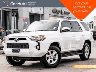 Used 2020 Toyota 4Runner SR5 4WD Sunroof Active Assists Heated Seats Tow Hitch for sale in Thornhill, ON