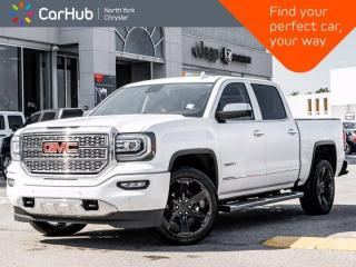 Used 2018 GMC Sierra 1500 Denali 4WD Crew Cab 143.5'' Heated & Vented Seats BOSE for sale in Thornhill, ON