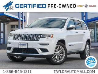 Used 2017 Jeep Grand Cherokee Summit for sale in Kingston, ON