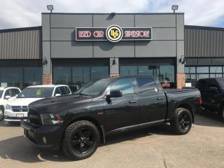 Used 2017 RAM 1500 ST 4WD Crew Cab 140.5  Express -Ltd Avail- for sale in Thunder Bay, ON