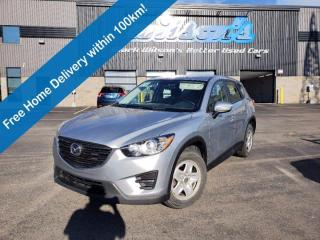Used 2016 Mazda CX-5 GX 6spd Manual, Keyless Entry, Cruise Control, Power Windows, Air Conditioning & More! for sale in Guelph, ON
