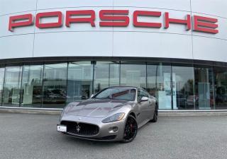 Used 2009 Maserati GranTurismo 4.2 for sale in Langley City, BC
