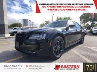 Used 2021 Chrysler 300 300S | No Accidents | Panoramic Sunroof | for sale in Winnipeg, MB