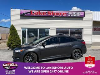 Used 2015 Ford Focus SE for sale in Tilbury, ON