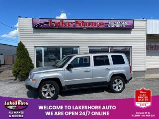 Used 2012 Jeep Patriot Sport/North Sport for sale in Tilbury, ON
