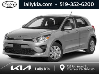 New 2021 Kia Rio LX+ for sale in Chatham, ON