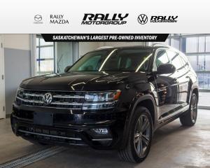 Used 2018 Volkswagen Atlas 3.6 FSI Execline for sale in Prince Albert, SK