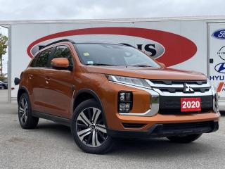 Used 2020 Mitsubishi RVR GT *ALL-WHEEL CONTROL, HEATED LEATHER SEATS* for sale in Midland, ON