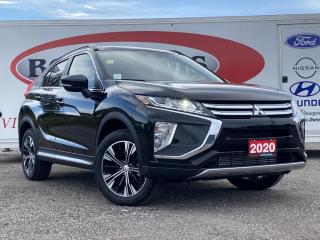 Used 2020 Mitsubishi Eclipse Cross GT *ALL-WHEEL CONTROL,  HEATED LEATHER SEATS* for sale in Midland, ON