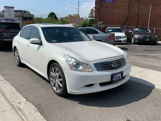 Used 2009 Infiniti G37 X for sale in Scarborough, ON