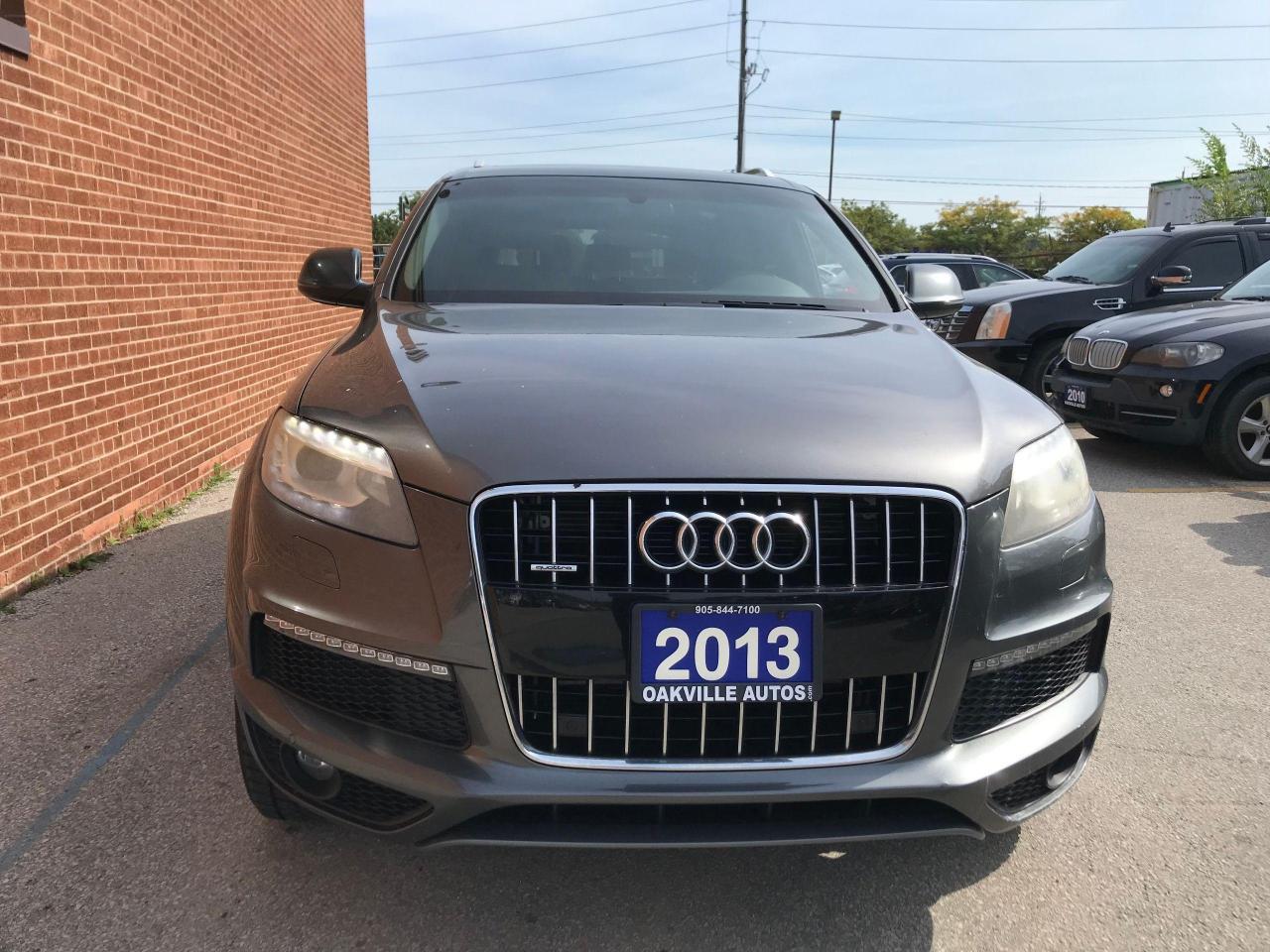 2013 Audi Q7