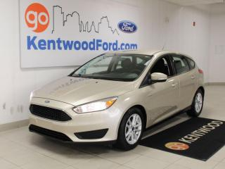 Used 2017 Ford Focus SE | 5Door Hatch | Heated Seats/Steering | Reverse Camera | for sale in Edmonton, AB