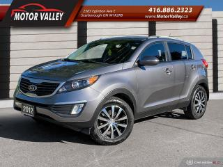 Used 2012 Kia Sportage I4 LX No Accident Clean Car! for sale in Scarborough, ON