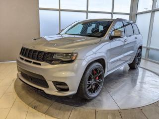 Used 2017 Jeep Grand Cherokee SRT for sale in Edmonton, AB