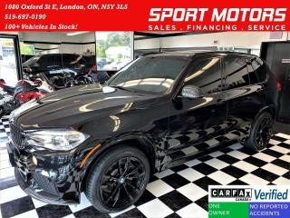 Used 2018 BMW X5 xDrive35i+Powerkit+CARBON FIBER+NewTires+CLNCARFAX for sale in London, ON