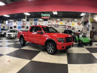Used 2013 Ford F-150 AUT0 FX4 LEATHER SUNROOF CAMERA H&COOLING/SEATS for sale in North York, ON